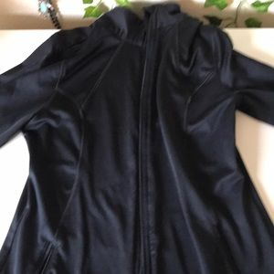 dri fit athletic jacket!